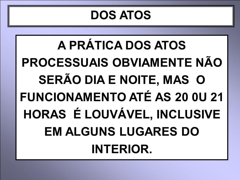 DOS ATOS