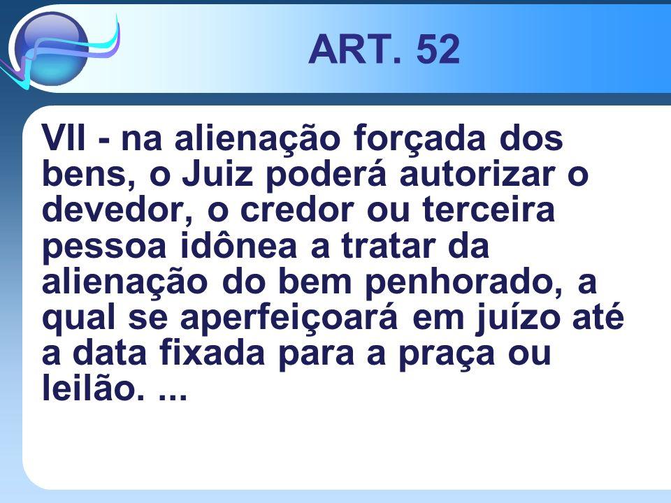 ART. 52