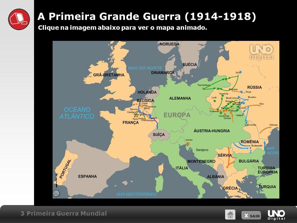 A Primeira Grande Guerra (1914-1918)