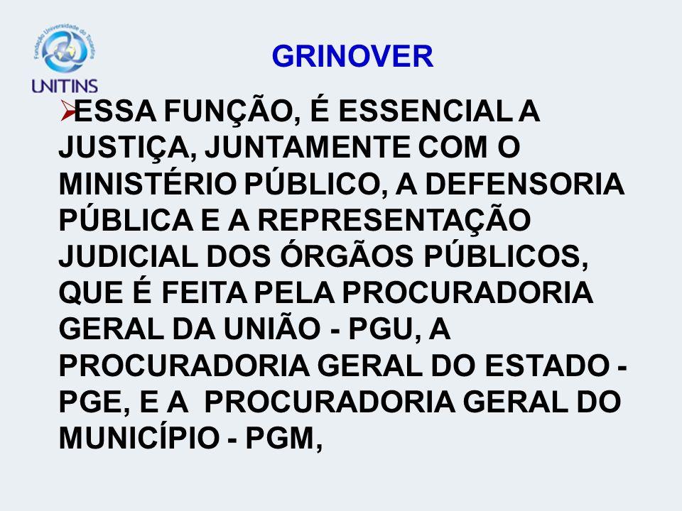 GRINOVER