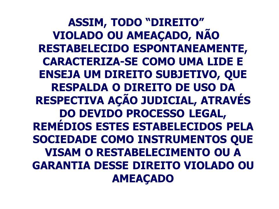 ASSIM, TODO DIREITO