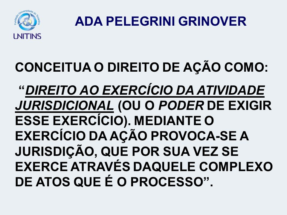 ADA PELEGRINI GRINOVER