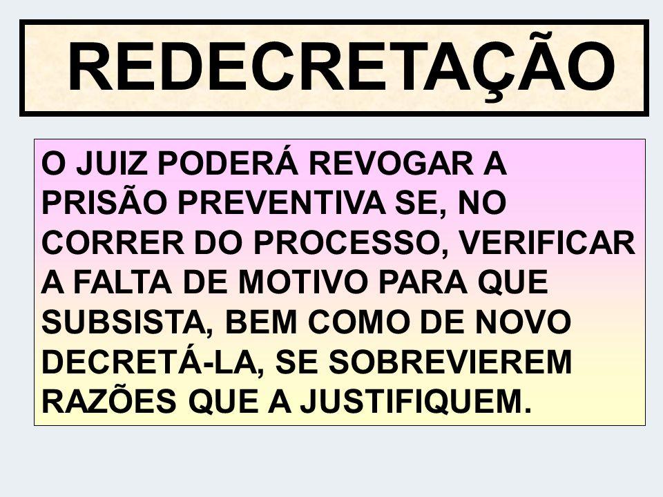 REDECRETAÇÃO