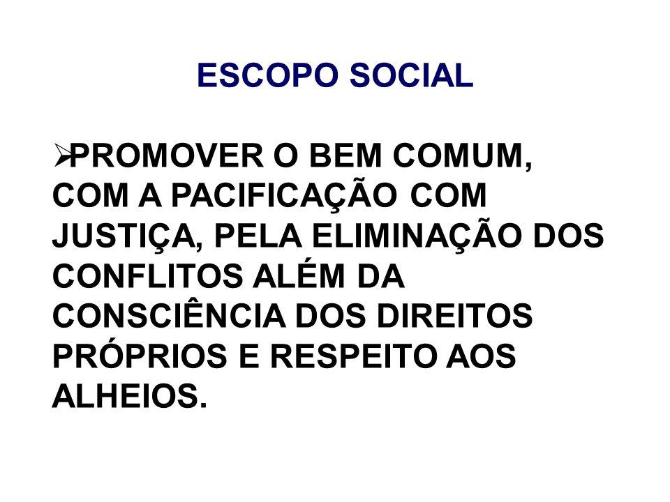 ESCOPO SOCIAL