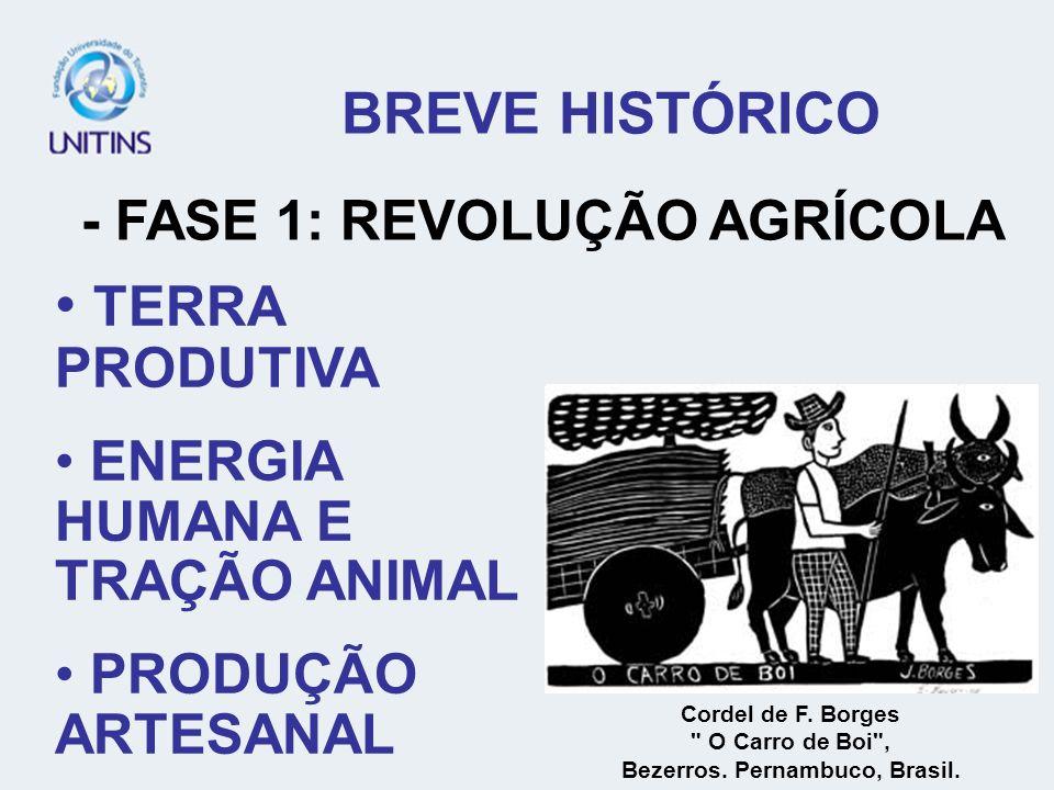 Cordel de F. Borges O Carro de Boi , Bezerros. Pernambuco, Brasil.