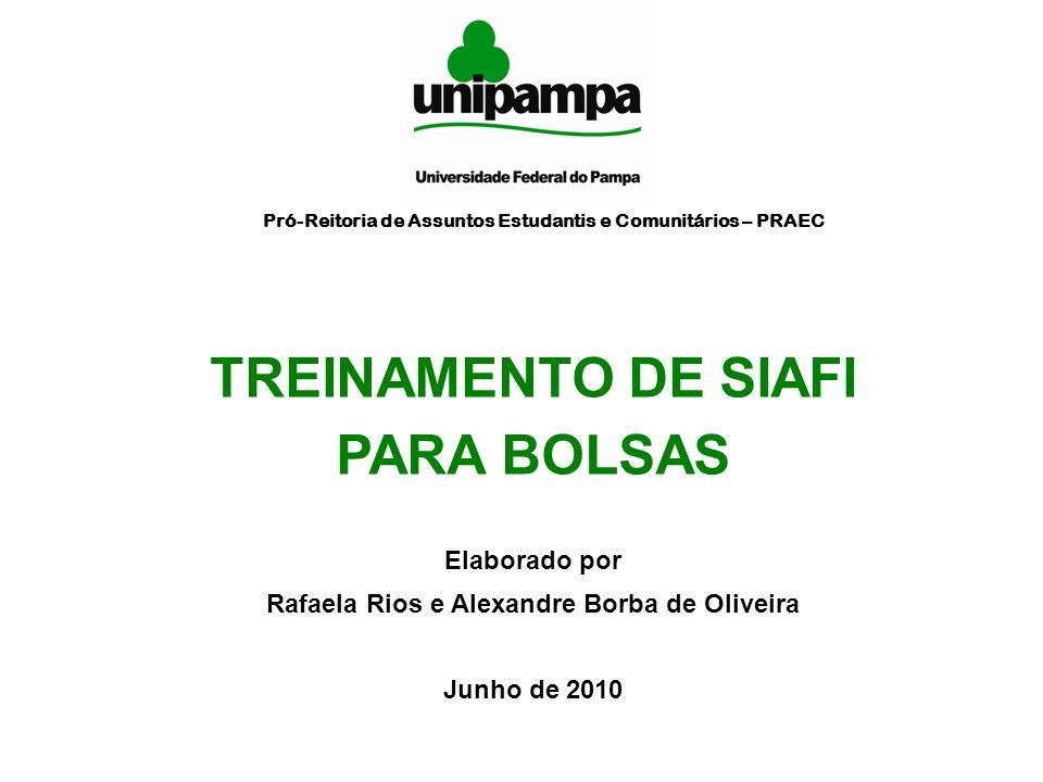 Rafaela Rios e Alexandre Borba de Oliveira
