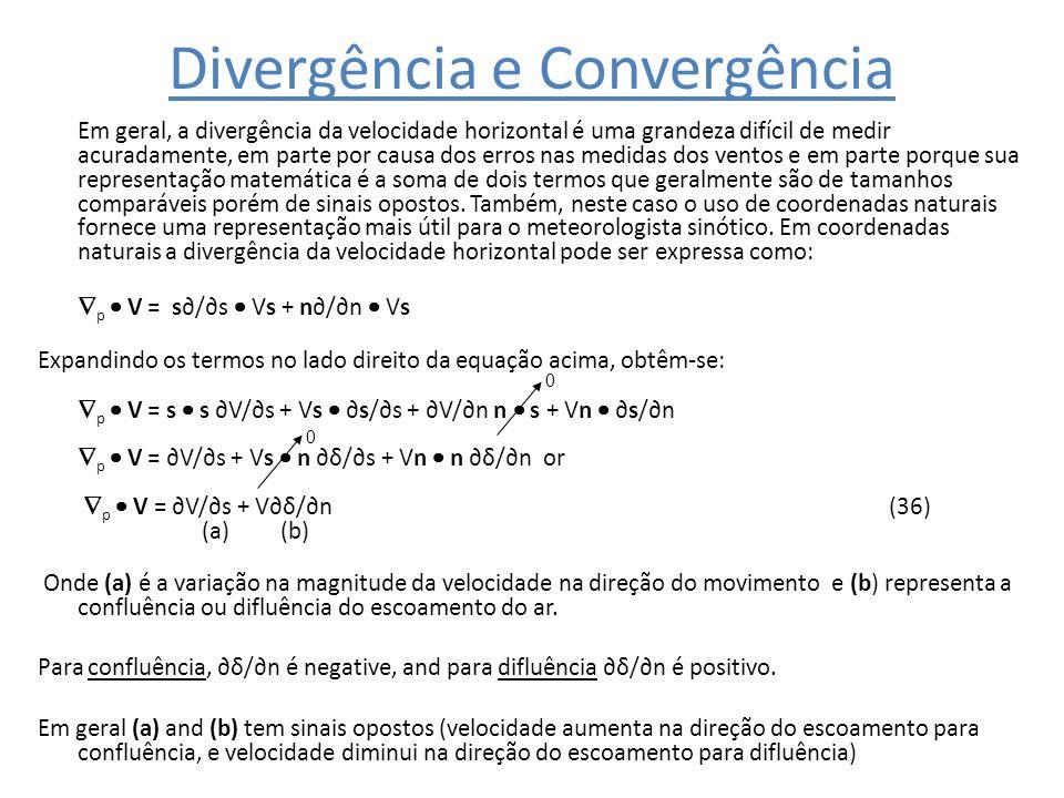 Divergência e Convergência