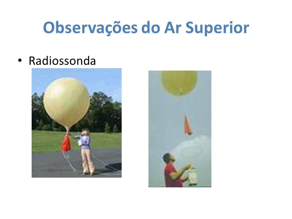 Observações do Ar Superior