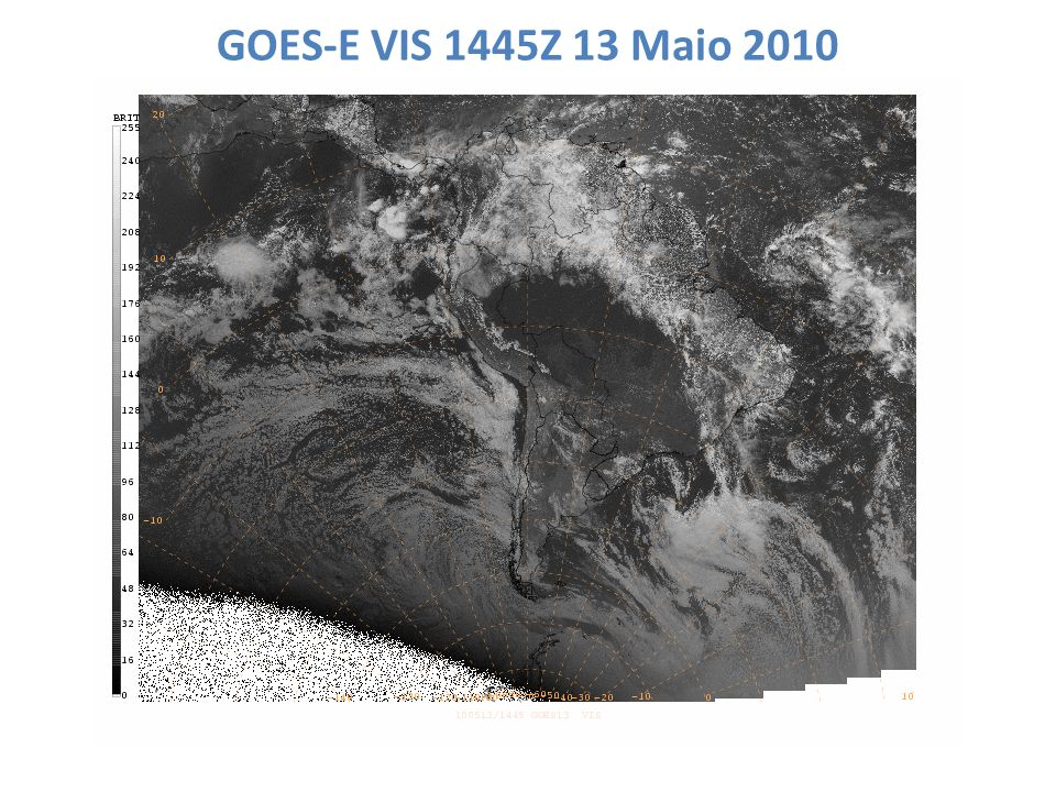 GOES-E VIS 1445Z 13 Maio 2010