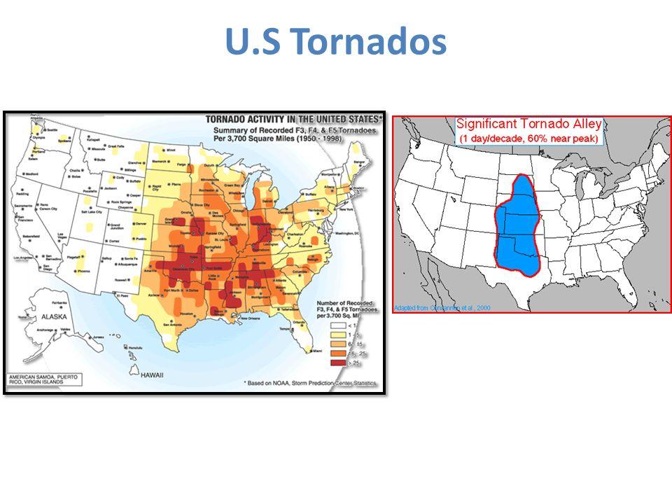 U.S Tornados