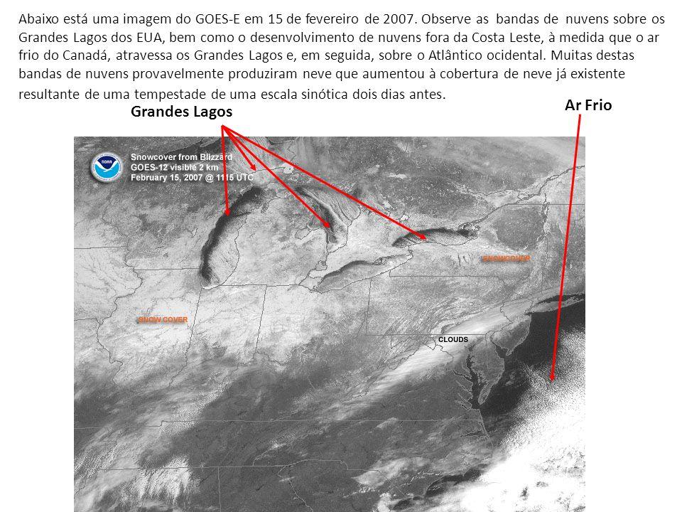 Abaixo está uma imagem do GOES-E em 15 de fevereiro de 2007