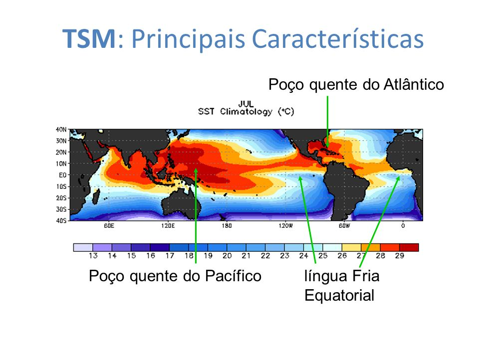 TSM: Principais Características