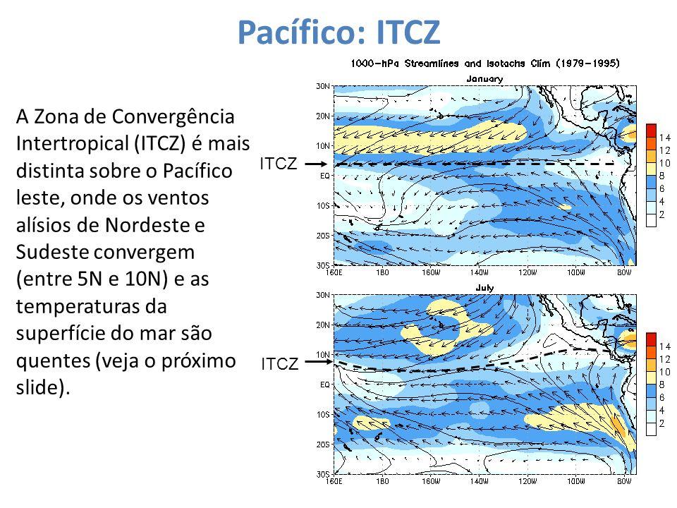 Pacífico: ITCZ