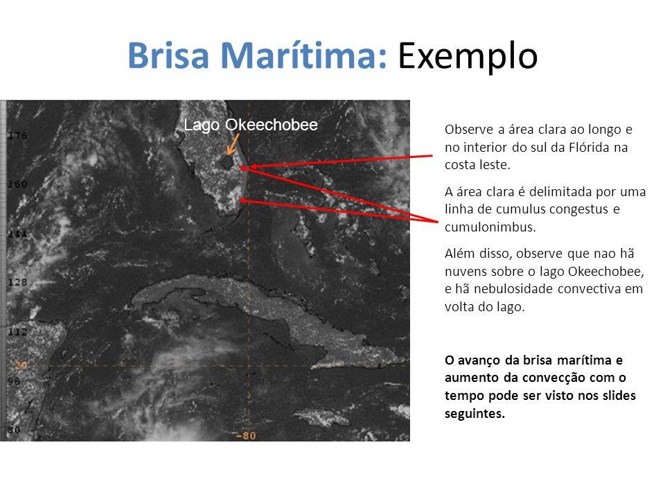 Brisa Marítima: Exemplo
