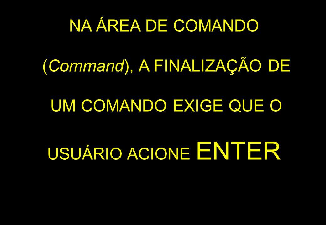 (Command), A FINALIZAÇÃO DE