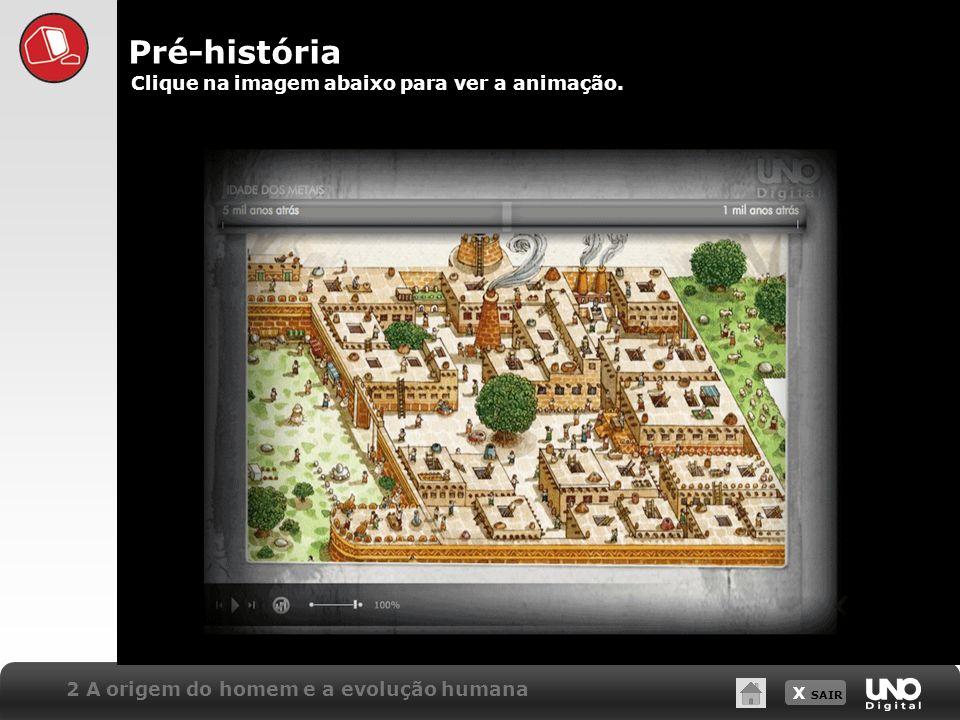 Pré-história Clique na imagem abaixo para ver a animação.