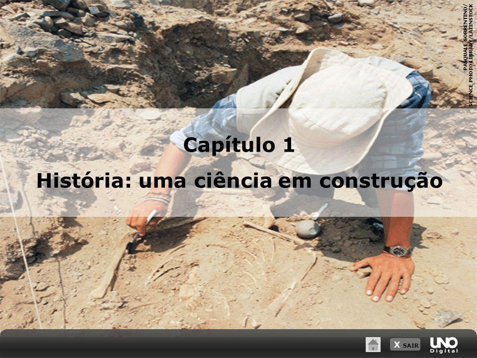 História: uma ciência em construção