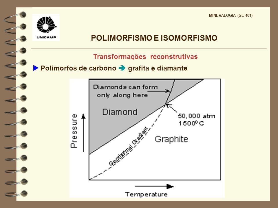 POLIMORFISMO E ISOMORFISMO