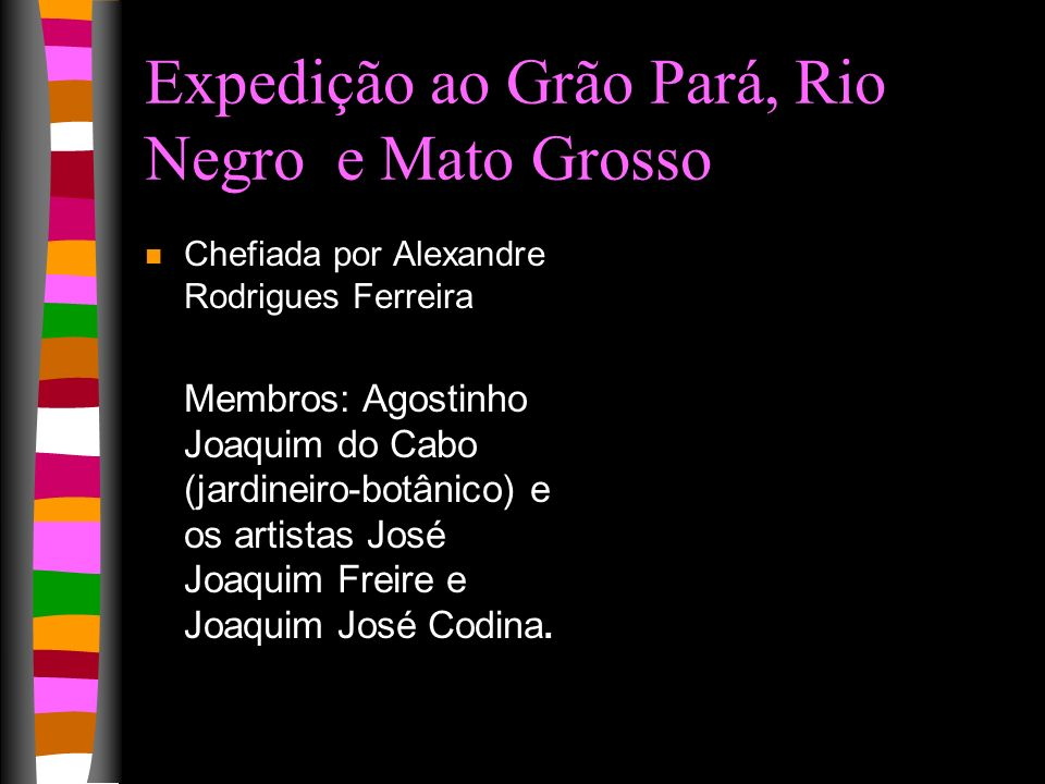 Expedição ao Grão Pará, Rio Negro e Mato Grosso