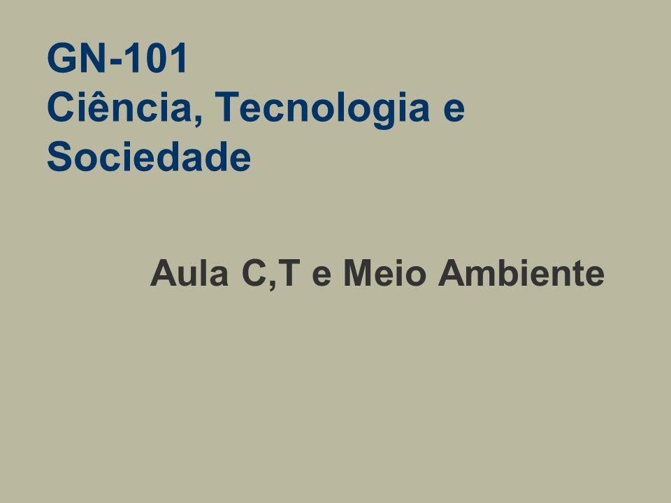 GN-101 Ciência, Tecnologia e Sociedade