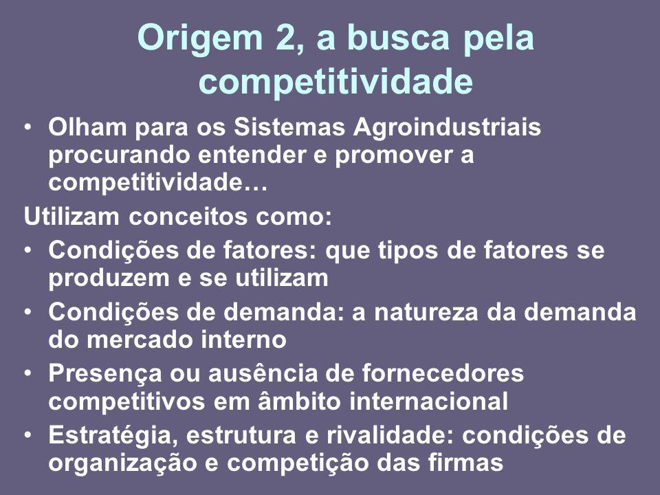 Origem 2, a busca pela competitividade