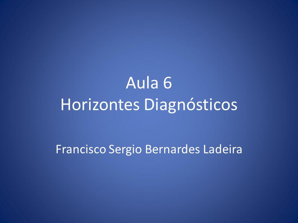 Aula 6 Horizontes Diagnósticos