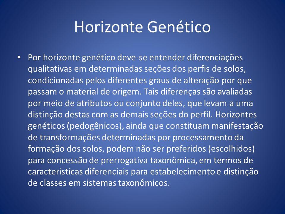 Horizonte Genético