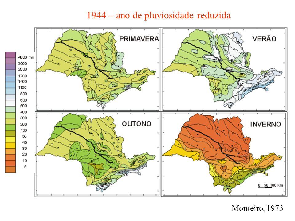 1944 – ano de pluviosidade reduzida