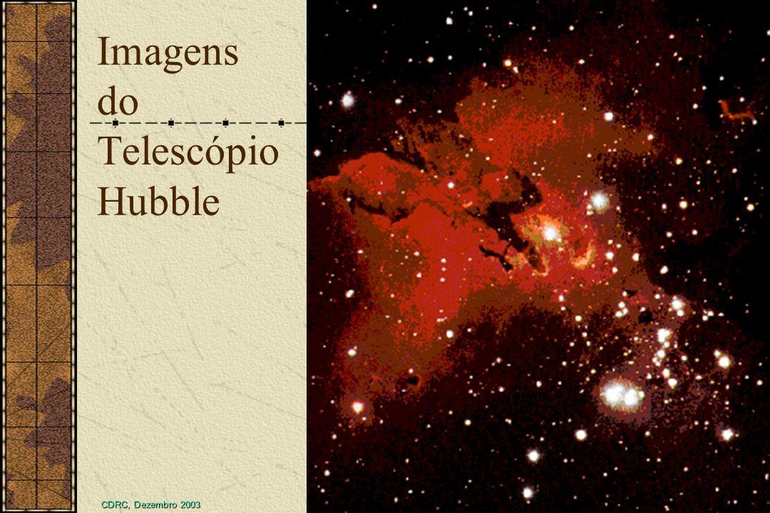 Imagens do Telescópio Hubble