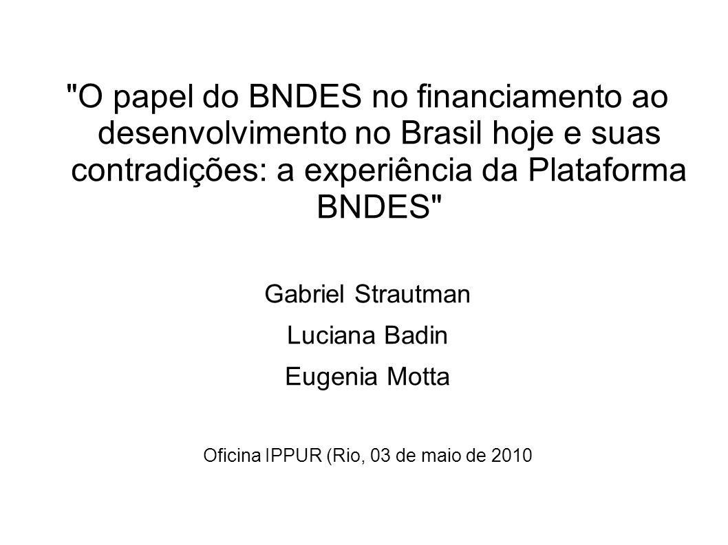 Oficina IPPUR (Rio, 03 de maio de 2010
