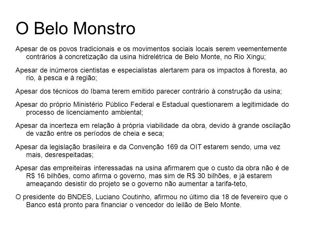 O Belo Monstro