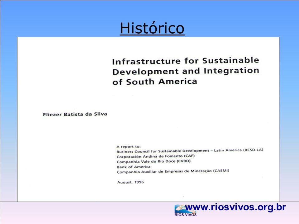 Histórico www.riosvivos.org.br