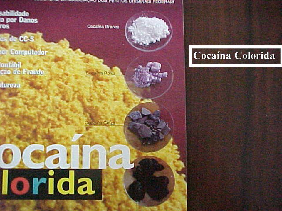 Cocaína Colorida