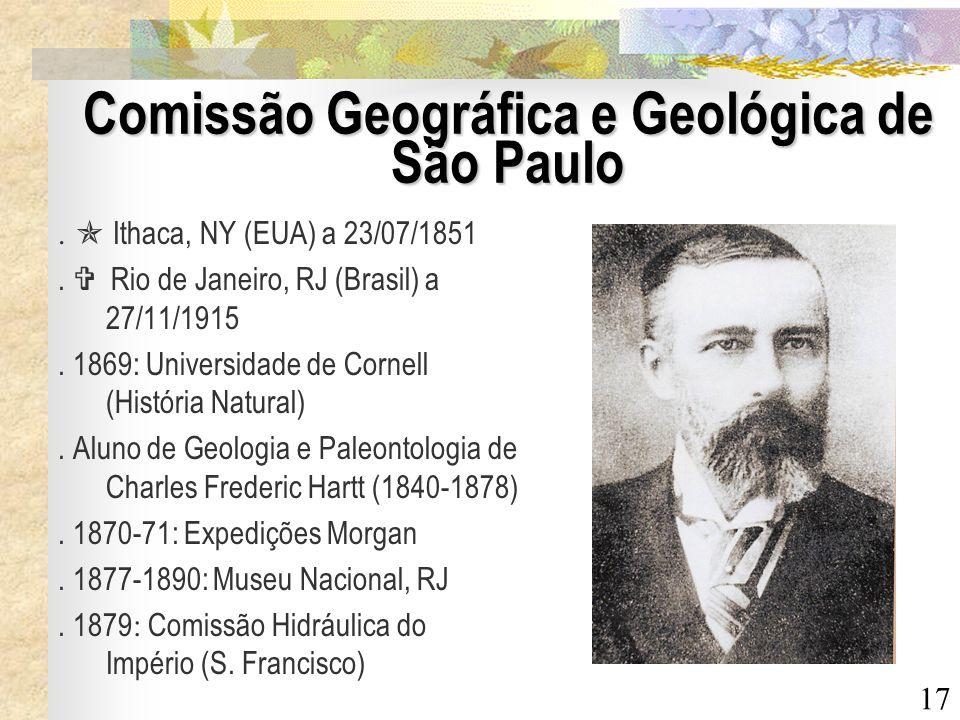 Comissão Geográfica e Geológica de São Paulo