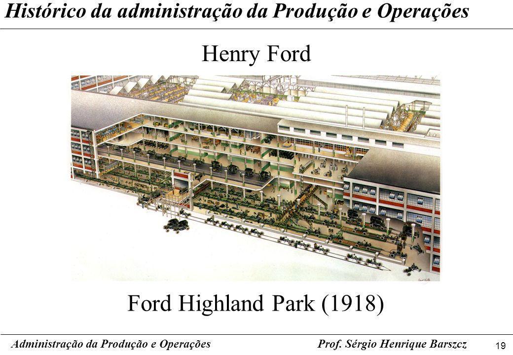 Henry Ford Ford Highland Park (1918)