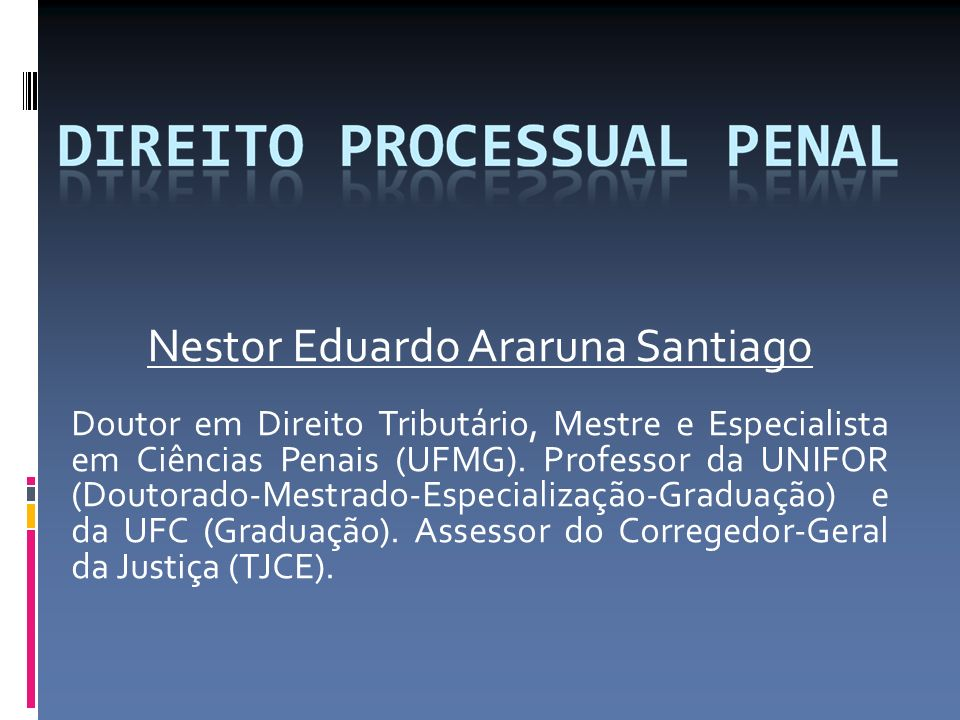 Nestor Eduardo Araruna Santiago