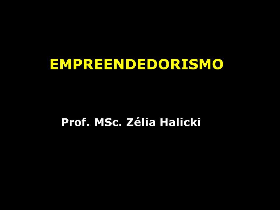 Pós-Graduação - EAD FACINTER Prof. MSc. Zélia Halicki