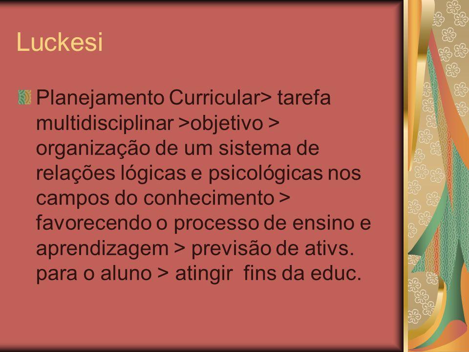 Luckesi