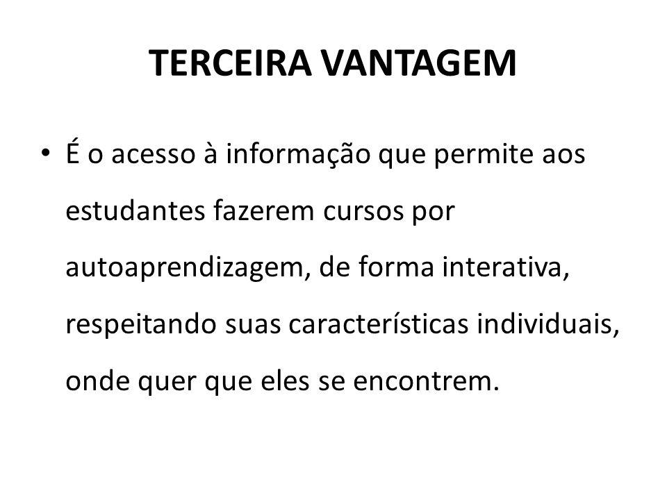 TERCEIRA VANTAGEM