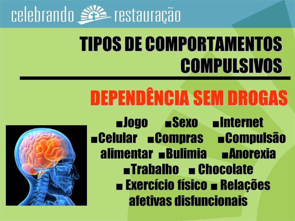 TIPOS DE COMPORTAMENTOS COMPULSIVOS