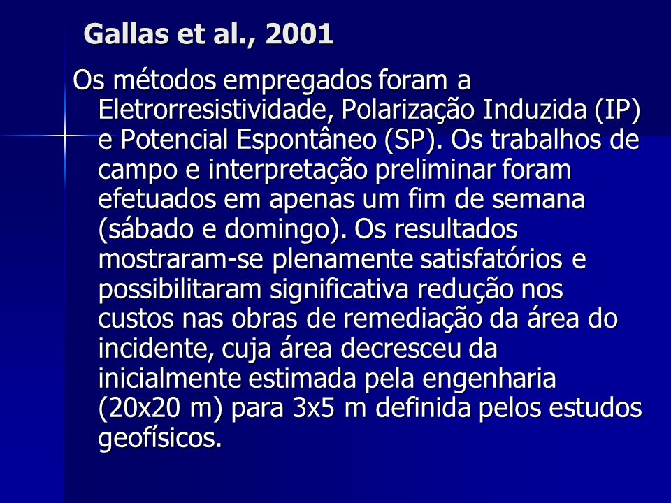 Gallas et al., 2001