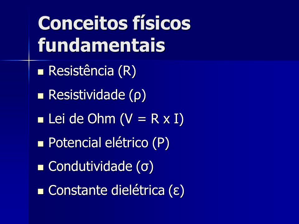 Conceitos físicos fundamentais