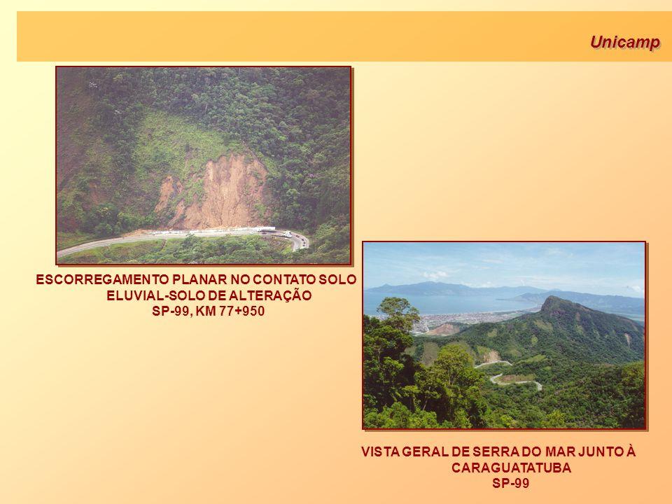 VISTA GERAL DE SERRA DO MAR JUNTO À CARAGUATATUBA SP-99