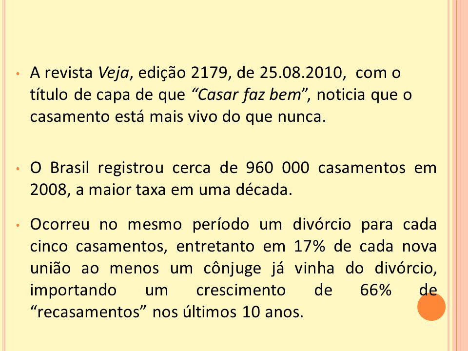 A revista Veja, edição 2179, de 25. 08