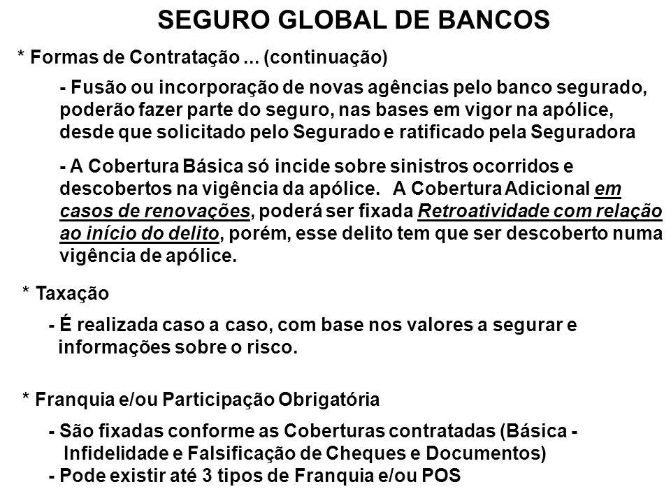 SEGURO GLOBAL DE BANCOS