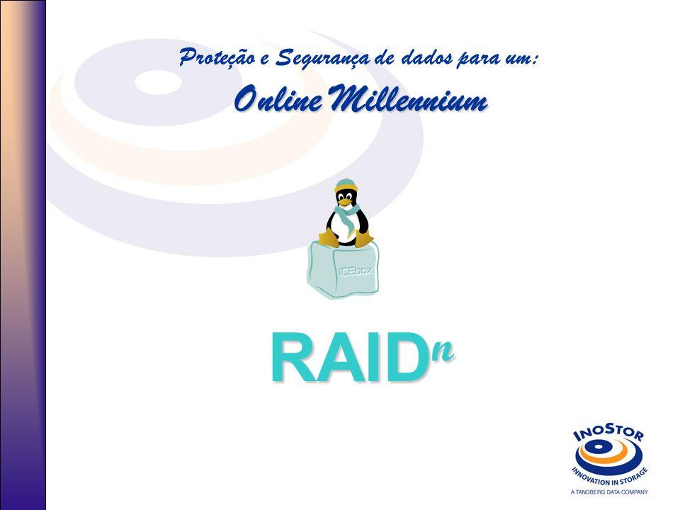 Proteção e Segurança de dados para um: Online Millennium