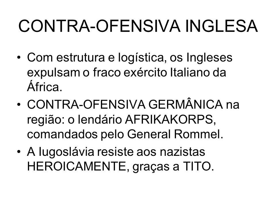 CONTRA-OFENSIVA INGLESA