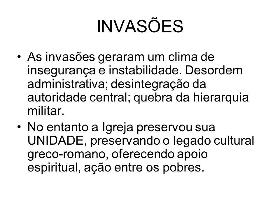 INVASÕES