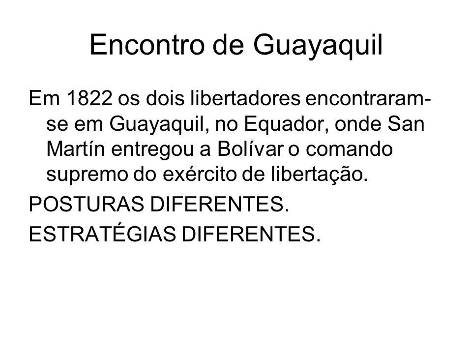 Encontro de Guayaquil