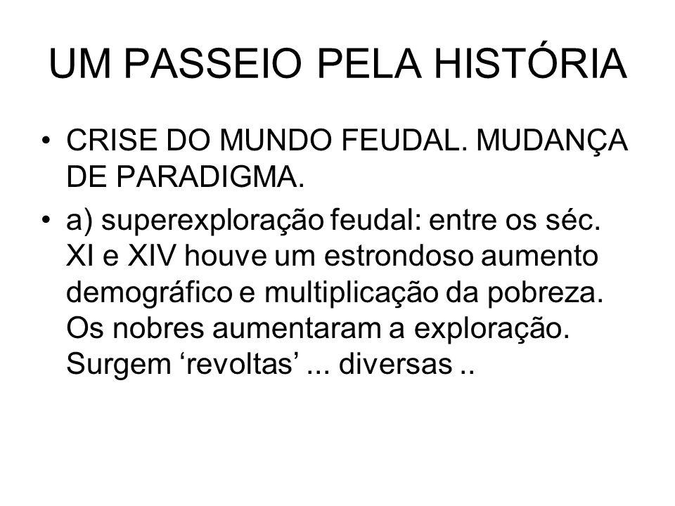 UM PASSEIO PELA HISTÓRIA